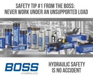 Hydraulic System Safety product range